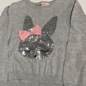 Sequin Bunny SweatShirt